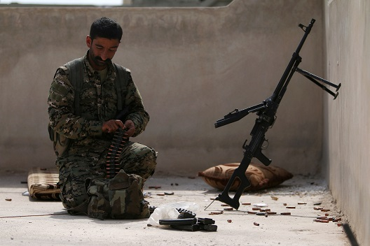 Obstacles the SDF Faces to Liberate Raqqa