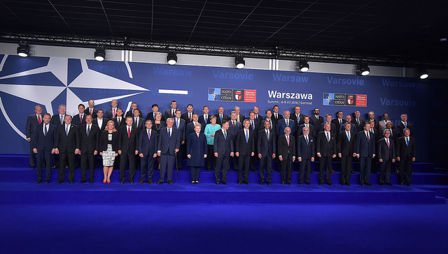 NATO's Warsaw Summit: A Refreshed Alliance for Troubled Times
