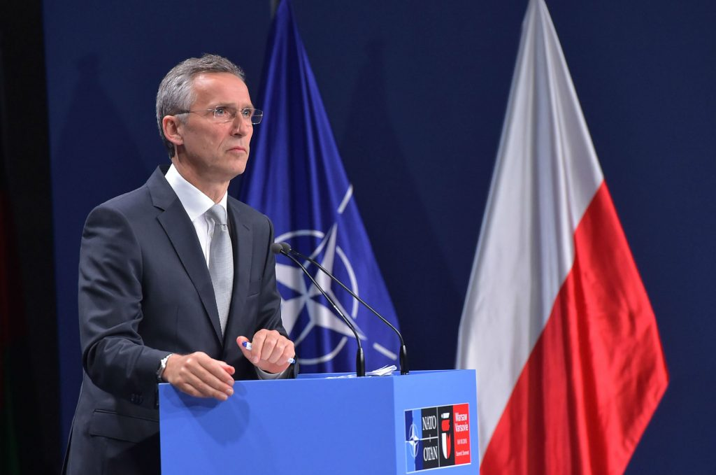 At Warsaw, NATO Agrees to Thwart Putin's Revisionist Dreams