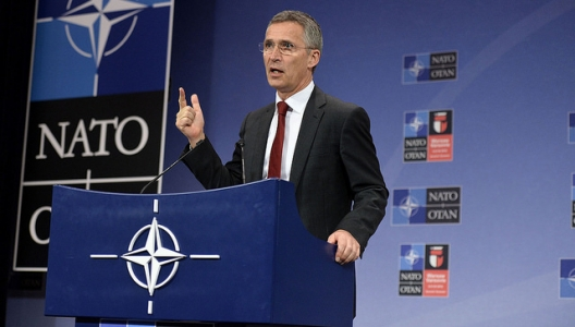 Stoltenberg on NATO and Cyber: Time to Raise Our Game