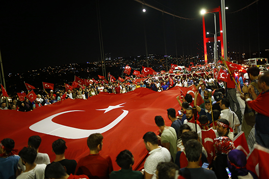 Turkish-Western Relations After the Attempted Coup