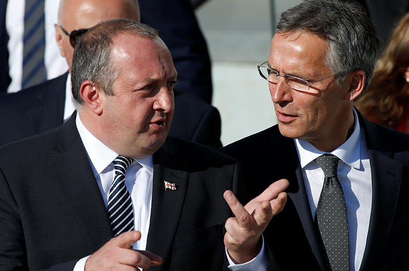 NATO Must Set a Clear Roadmap for Georgia