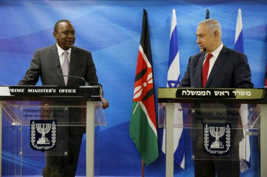 Israel's Return to Africa