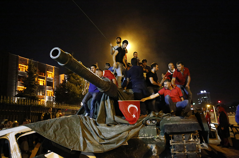 Energy Implications of Turkey's Attempted Coup