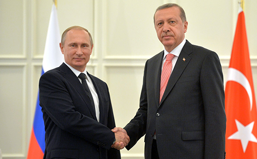 Turkey's Outreach to Russia
