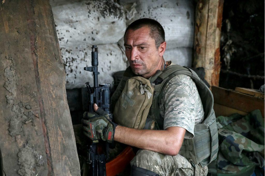 Why Putin Turns the Heat Up on Ukraine Now
