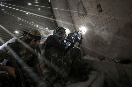 The Nusra Front's Victory