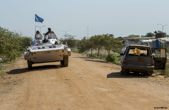 In Wake of African Peacekeeping Scandals, Canada Looks to Re-engage with UN