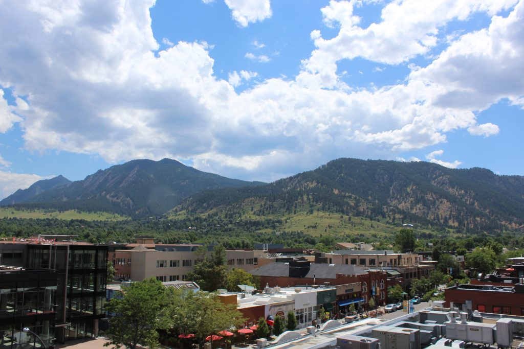 Boulder, Colorado: Innovation in a Small Town and a Big State