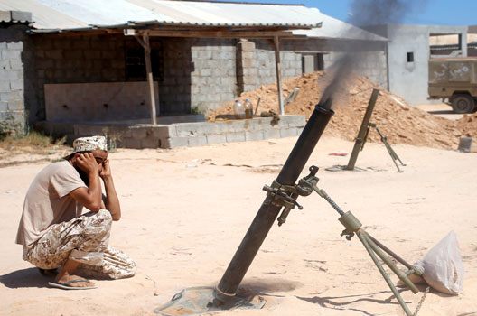 US Airstrikes in Libya Seen as First Step Along Long Path to Defeat ISIS