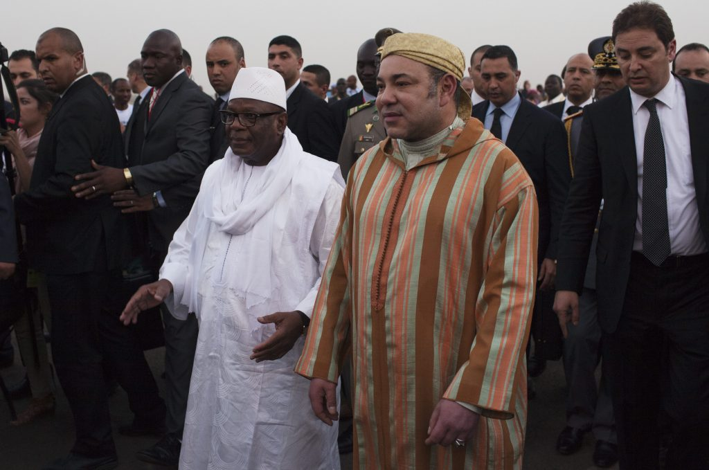 "King Affirms Africa as ""Top Priority"" in Moroccan Foreign Policy"