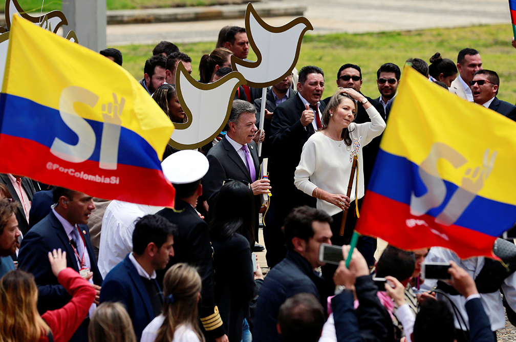 Lessons from Colombia's Peace Process