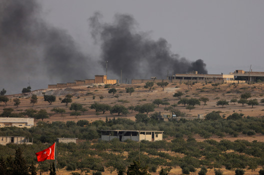 Making Sense of Turkey's Intervention in Syria