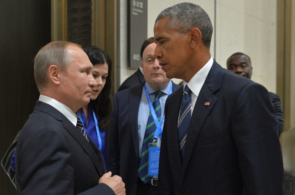 How Xi and Putin Humiliated Obama at the G-20