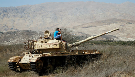 How Syria is Changing Israel's Position in the Middle East