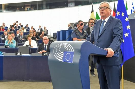 President of the European Commission  Jean-Claude Juncker, September 14, 2016