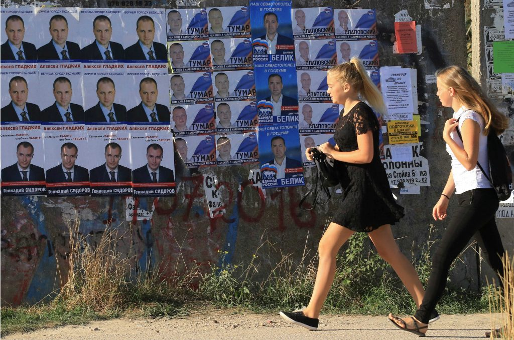 Memo to the West: Reject Russia's Illegal Duma Elections