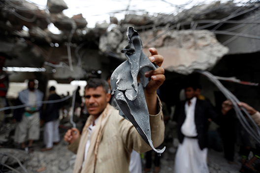 Neither Washington Nor Riyadh's Peace Plans Will Work in Yemen