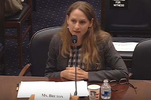 Bruton Testifies Before House Foreign Affairs Committee on Eritrea