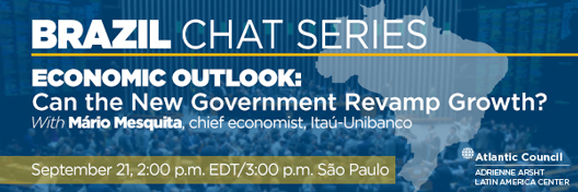 Brazil Chat Series – Economic Outlook: Can the New Government Revamp Growth?