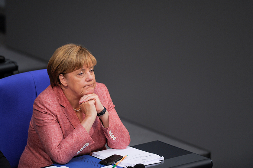 It's Too Soon to Write Off Angela Merkel