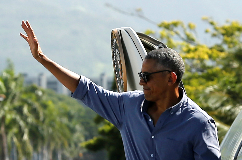 Obama Makes Final Asia Trip Amid Questions About US Reliability