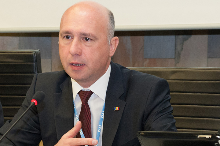 Moldova's Prime Minister Committed to a Pro-Europe Path