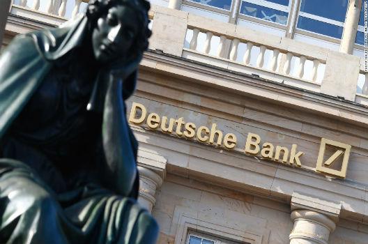 EU Source:  EU puts TTIP on hold; investors drop Deutsche Bank