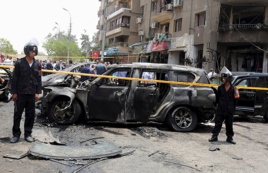 What Egypt's Assassination Attempts Say about its Islamist Insurgency