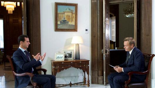 Analysis: Why Assad's Propaganda Isn't As Crazy As It Seems