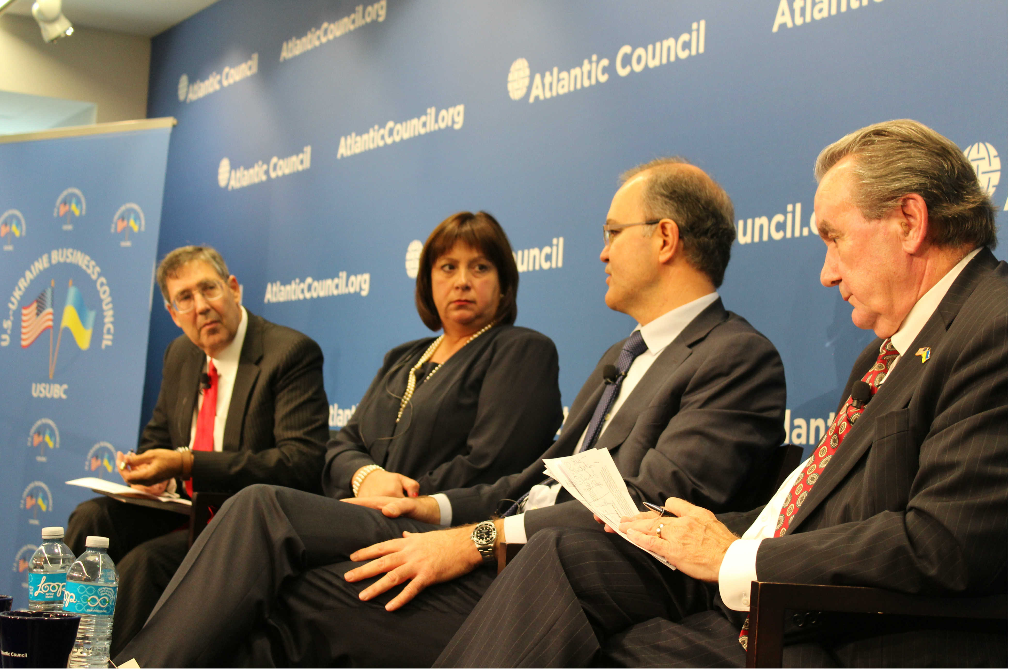 Natalie Jaresko Says $25 Billion More Needed to Make Ukraine's Reforms Irreversible
