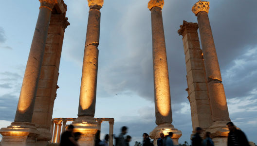 Seven Months after 'Liberating' Palmyra, Residents Still Cannot Return