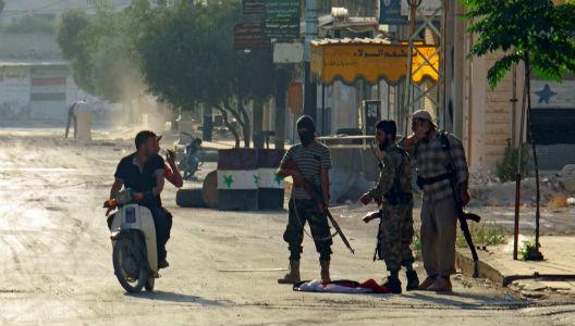 Islamist Groups Ahrar al-Sham and Jund al-Aqsa Go to War