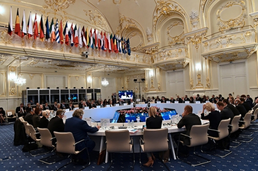 EU Leaders to Hold Talks on Russia's Interference in European Domestic Politics