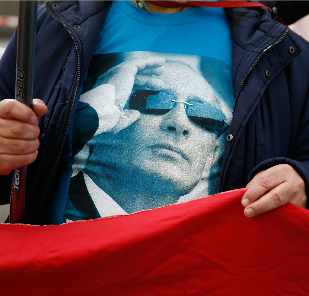 Only KGB Generals Stand between Putin and Absolute Power
