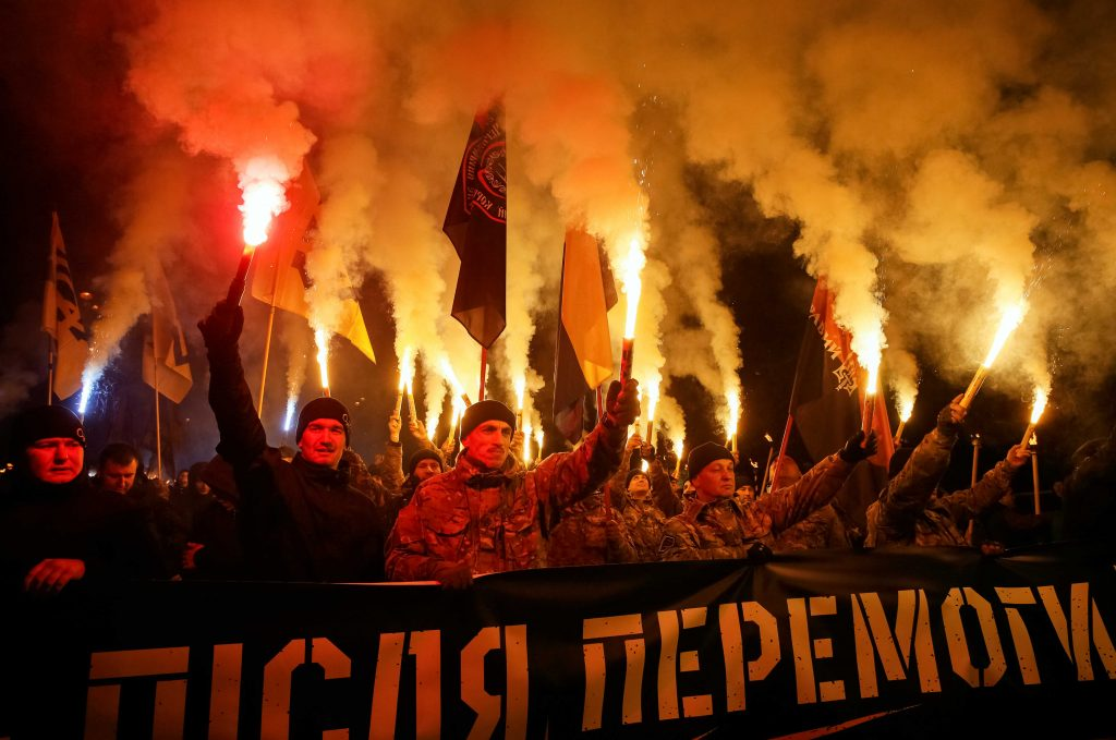 Why Ukraine's Radical Parties Are Sitting Pretty for Upcoming Elections