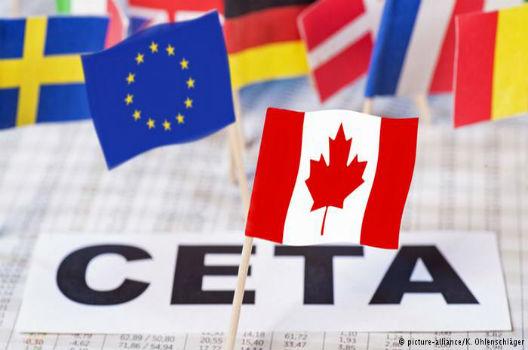 EU Source: Mixed signals for EU-Canada trade deal