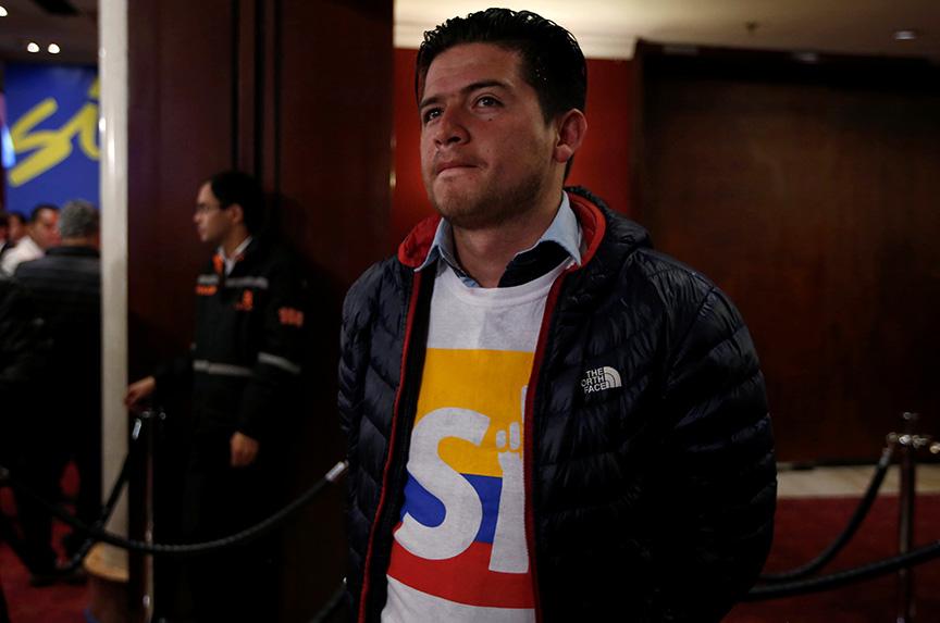 Plebiscite Leaves Colombia's Peace Process in Limbo
