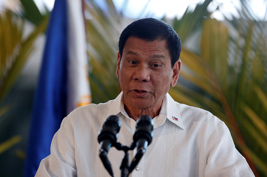 Trouble with the Philippines