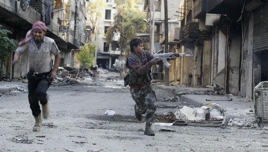 "Nusra's ""Mobilize"" Campaign to Recruit Children"