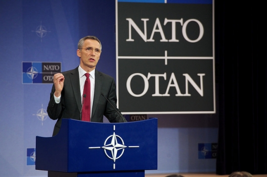 Secretary General Reminds Trump that NATO Members Have 'a Solemn Commitment to Defend Each Other'