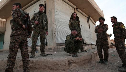 The Impact of the Kurdish-Led Campaign to Isolate Raqqa