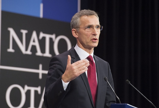 NATO Secretary General: 'Europe has to do More, Europe has to Step Up'