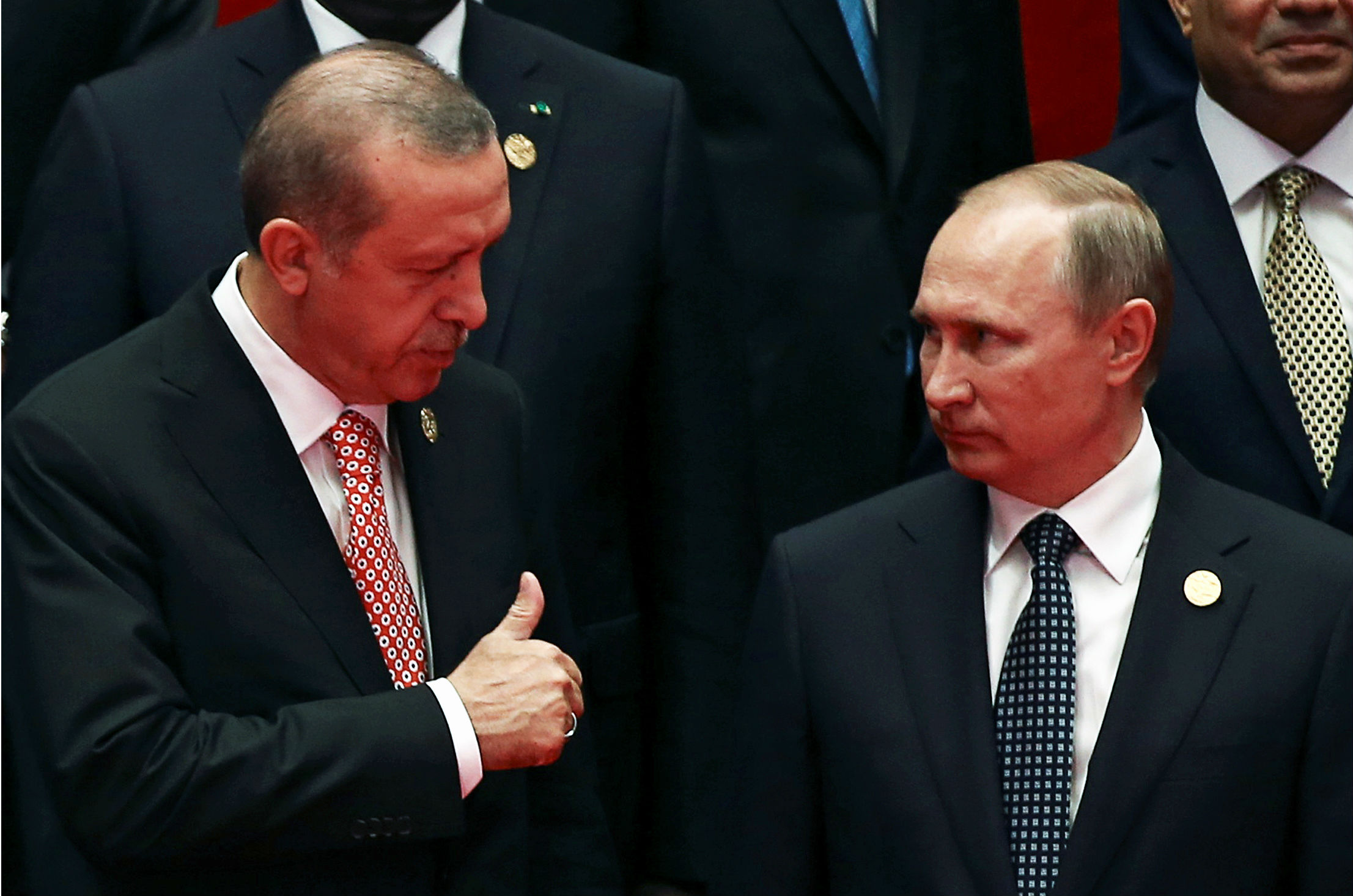 Erdogan How I Learned To Stop Worrying And Love Russian Encirclement Atlantic Council
