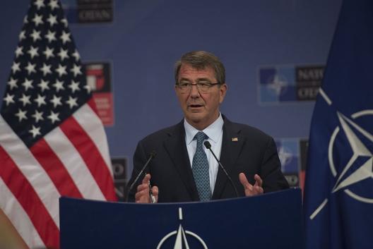 Secretary of Defense Ash Carter, June 15, 2016