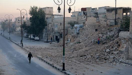 Aleppo's Fate is No Surprise