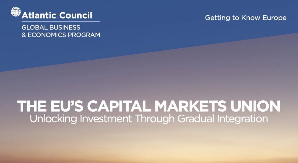 The EU's Capital Markets Union