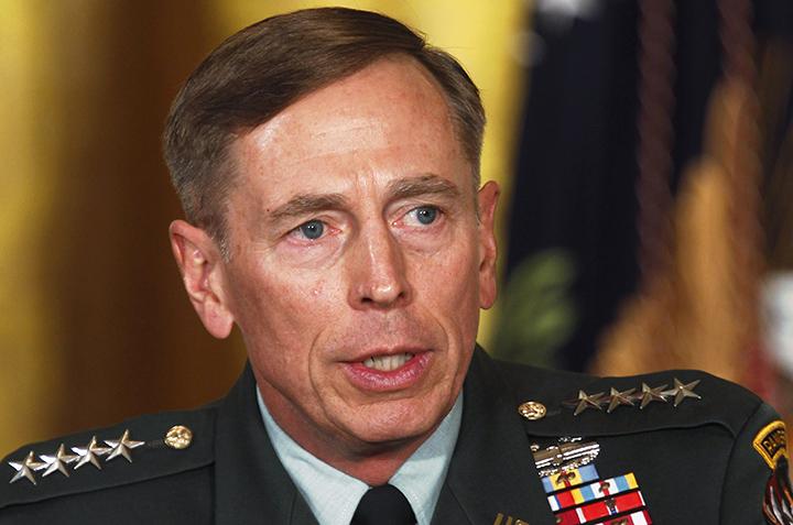 Trump Must Reassure Israel, Gulf Partners Over Iran, says Retired Gen. David H. Petraeus