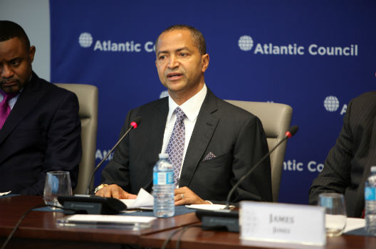 Roundtable discussion with Moϊse Katumbi