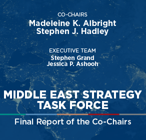 Middle East 2020: Shaped by or shaper of global trends?